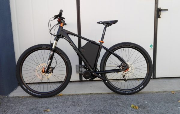 VPM Bike front
